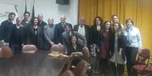 Il_nuovo_direttivo_dell'Associazione_Pugliesi_in_Spagna