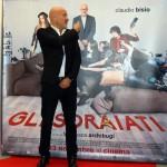 L'attore Claudio Bisio