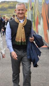 Il presidente di Serit, Massimo Mariotti